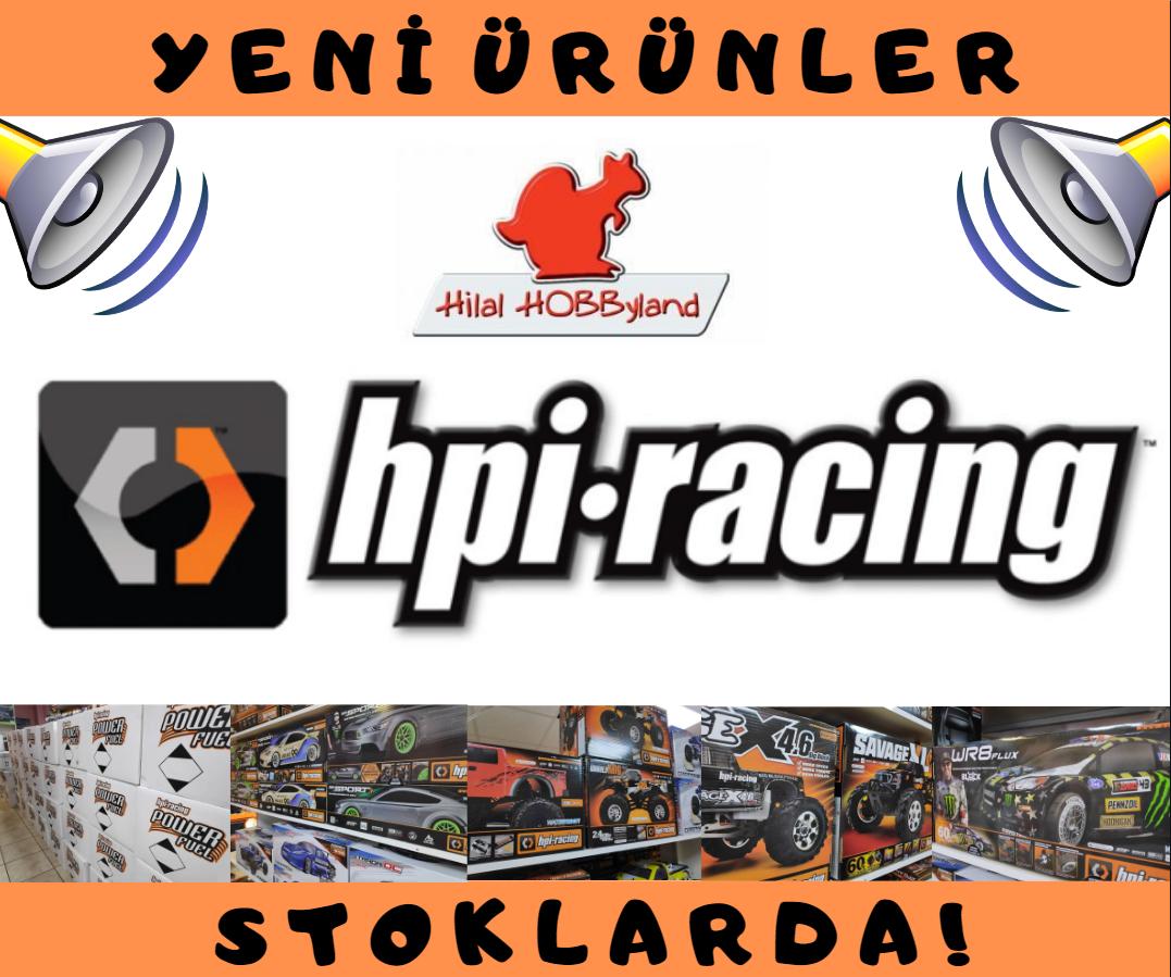 Hilalhobbyland | HPI Firmasının yeni ürünleri Stoklarda !