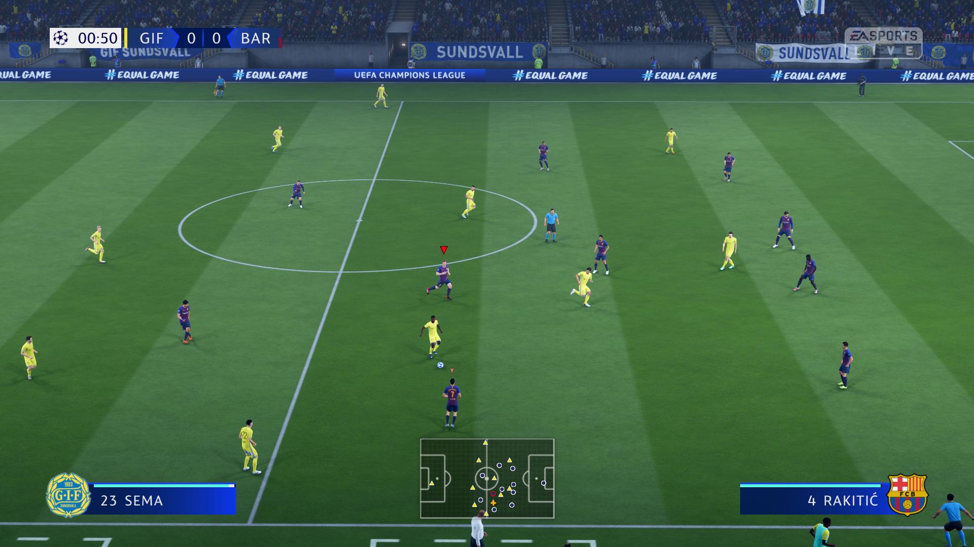 Fifa 19: Fédération Internationale de Football Association 2019