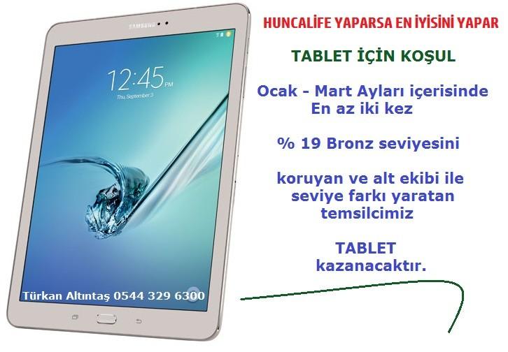 Huncalife'den Telefon Tablet ve Para Ödülü Kampanyası 1