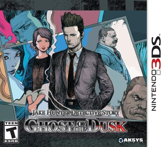Jake Hunter Detective Story: Ghost of the Dusk [Nintendo 3DS] Oyun İndir [Google Drive-Mega]