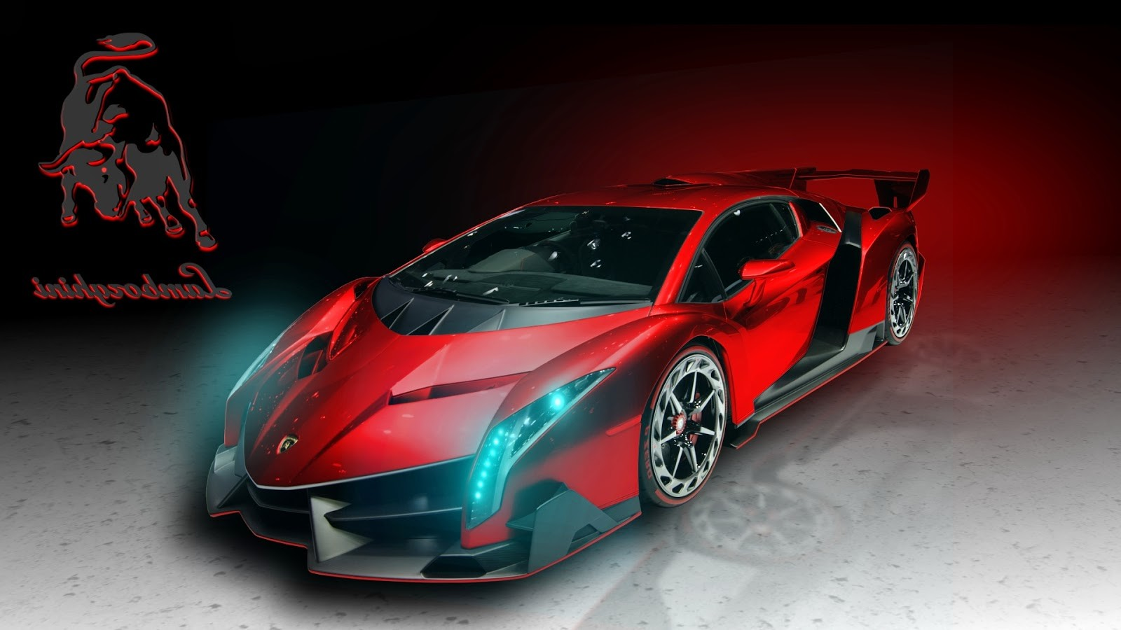 Hd wallpaper lamborghini veneno