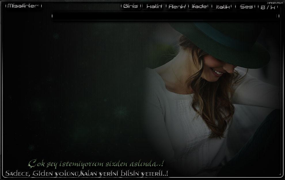 Şapkalı Bayan  Teması, Flatcast Radyo Temaları, HaNıM aGa Temaları Yeni