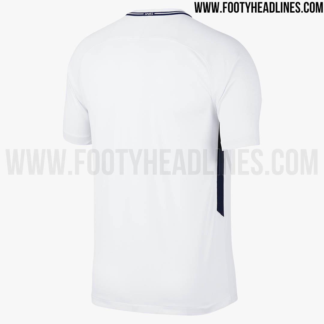 Nike Tottenham 17 18 Kit (4)