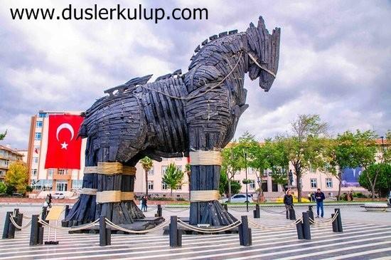 truva atı hakkında detaylıca bilgi