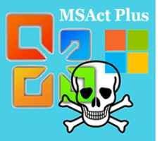 MSAct  Lisanslama Programı Full İndir