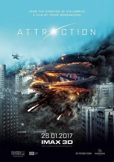 Attraction (2017) m720p WEB-DL x264 Türkçe Altyazılı İndir
