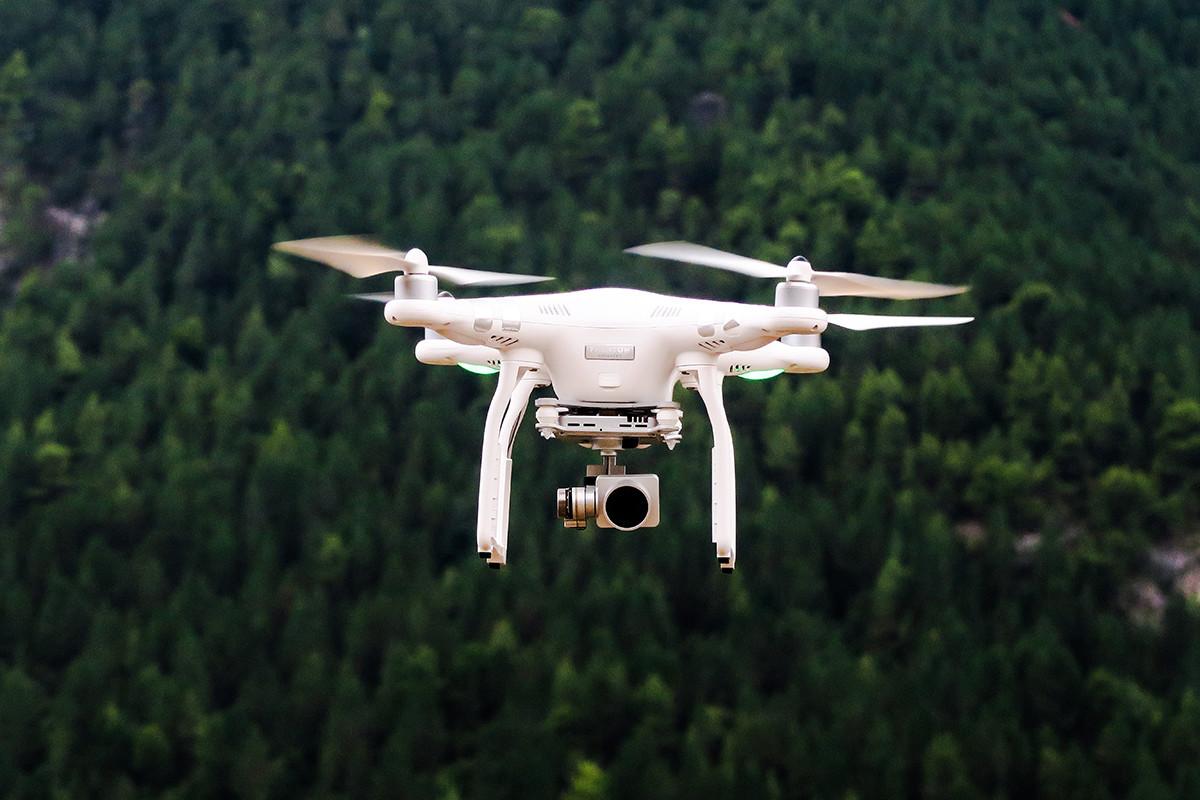TARIM'DA DRONE TEKNOLOJİSİ