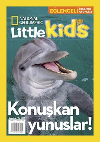 National Geographic Little Kids Ekim 2018