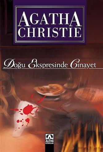 Agatha Christie Doğu Ekspresinde Cinayet Pdf E-kitap indir