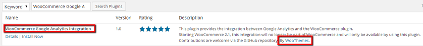 WooCommerce Google Analytics Entegrasyonu