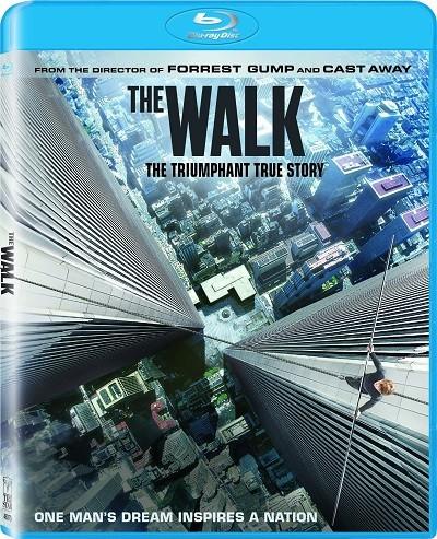 Tehlikeli Yürüyüş - The Walk 2015 ( BluRay 1080p ) DuaL TR-ENG - Tek Link