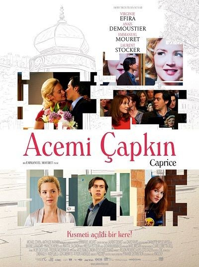 Acemi Çapkın - Caprice 2015 DVDRip XviD Türkçe Dublaj - Tek Link