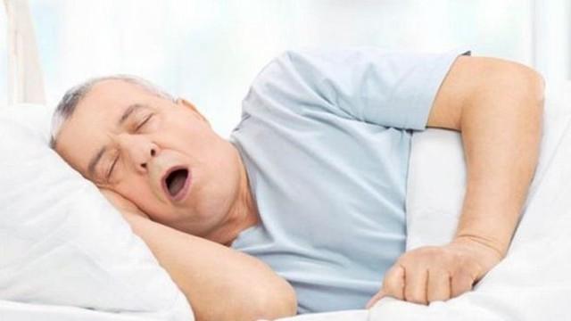 Uyku apnesi,hafıza kaybını tetikliyor