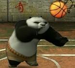 Kungfu Panda Basketbol  Oyunu