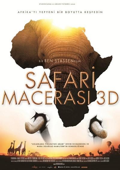 Safari Macerası  - African Safari 2013 m720p BRRip x264 Türkçe Dublaj  İndir