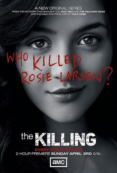 The Killing 1.Sezon Tüm Bölümler ( BRRip XviD ) Türkçe Dublaj Tek Link İndir