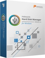 Paragon Hard Disk Manager 16.16.1 WinPE Edition Full İndir