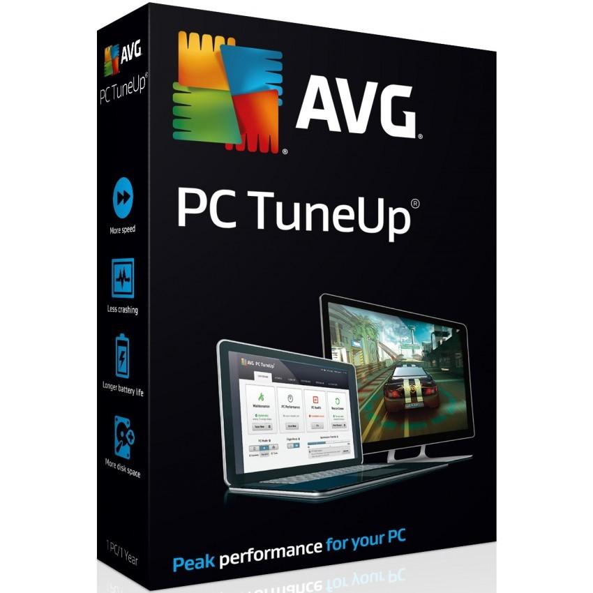 AVG PC TuneUp 2017 v16.74.2.60831 Full İndir Türkçe