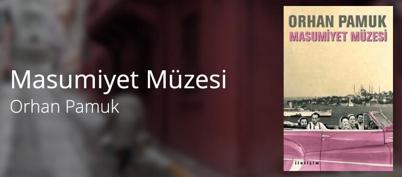 Nobel Ödüllü Yazarımız Orhan Pamukun 5 Eseri