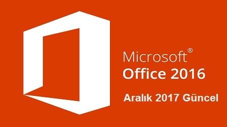 Microsoft Office Professional Plus 2016  VL  - 32 Bit - 64 Bit (Aralık 2017) | Katılımsız