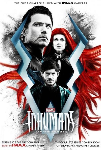 Marvels Inhumans 2017 1.Sezon WEBRip XviD (Türkçe Dublaj) Tüm Bölümler