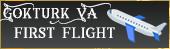 First Flight - Ilk Uçusunu Basariyla Gerçeklestiren Pilotlara Takdim Edilmektedir.