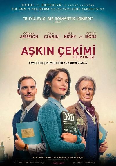 Aşkın Çekimi – Their Finest 2016 (BRRip – m1080p) Türkçe Dublaj indir