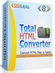Total HTML Converter 5.1.0.132 Full indir