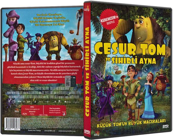 Cesur Tom: Sihirli Ayna 2014 DVD-5 DuaL TR-EN – Tek Link