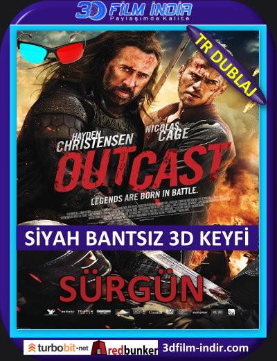 Outcast 3d – Sürgün 3d 2014 ( ANAMORPHIC Siyah Bantsız BluRay m1080p 3d) Türkçe Dublajlı 3 boyutlu film indir