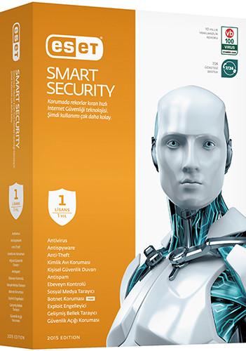 ESET Smart Security 9.0.375.1 TR | Katılımsız