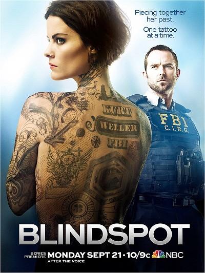 Blindspot 1.Sezon Tüm Bölümler ( WEB-DL XviD ) Türkçe Dublaj Tek Link İndir