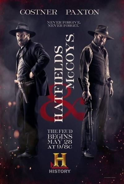 Hatfields & McCoys | 2012 ( PART 1 ) BDRip XviD | Türkçe Dublaj