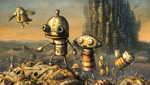 Machinarium v2.1.0