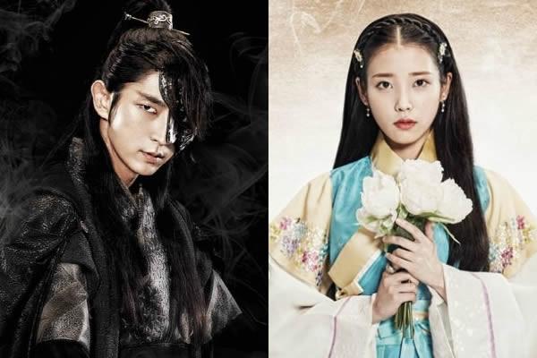 """""""Moon Lovers: Scarlet Heart Ryeo"""" Dizisinin İki Yeni Karakter Afişi ve Yeni Bir Fragmanı Yayımlandı"""