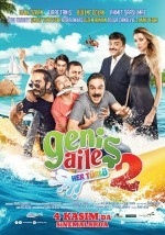 Genis Aile Yapistir Full HD izle