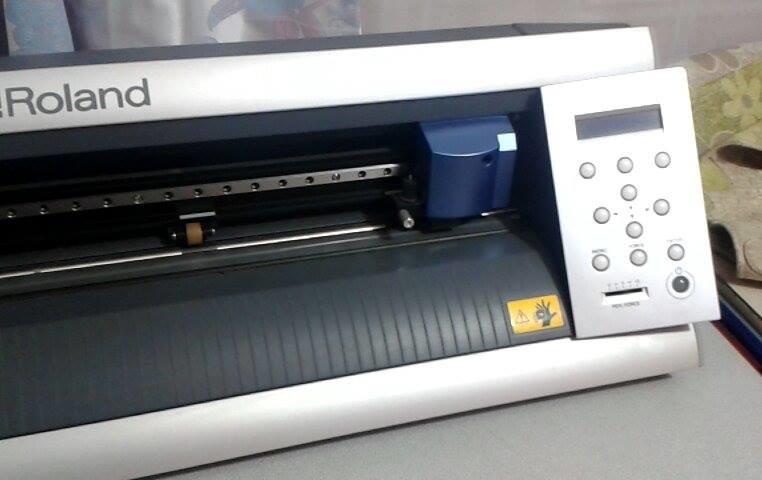 Roland GX-34 Satılık Plotter - Türkiye Geneli