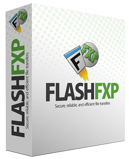 FlashFXP 5.4.0 Build 3950 + Portable