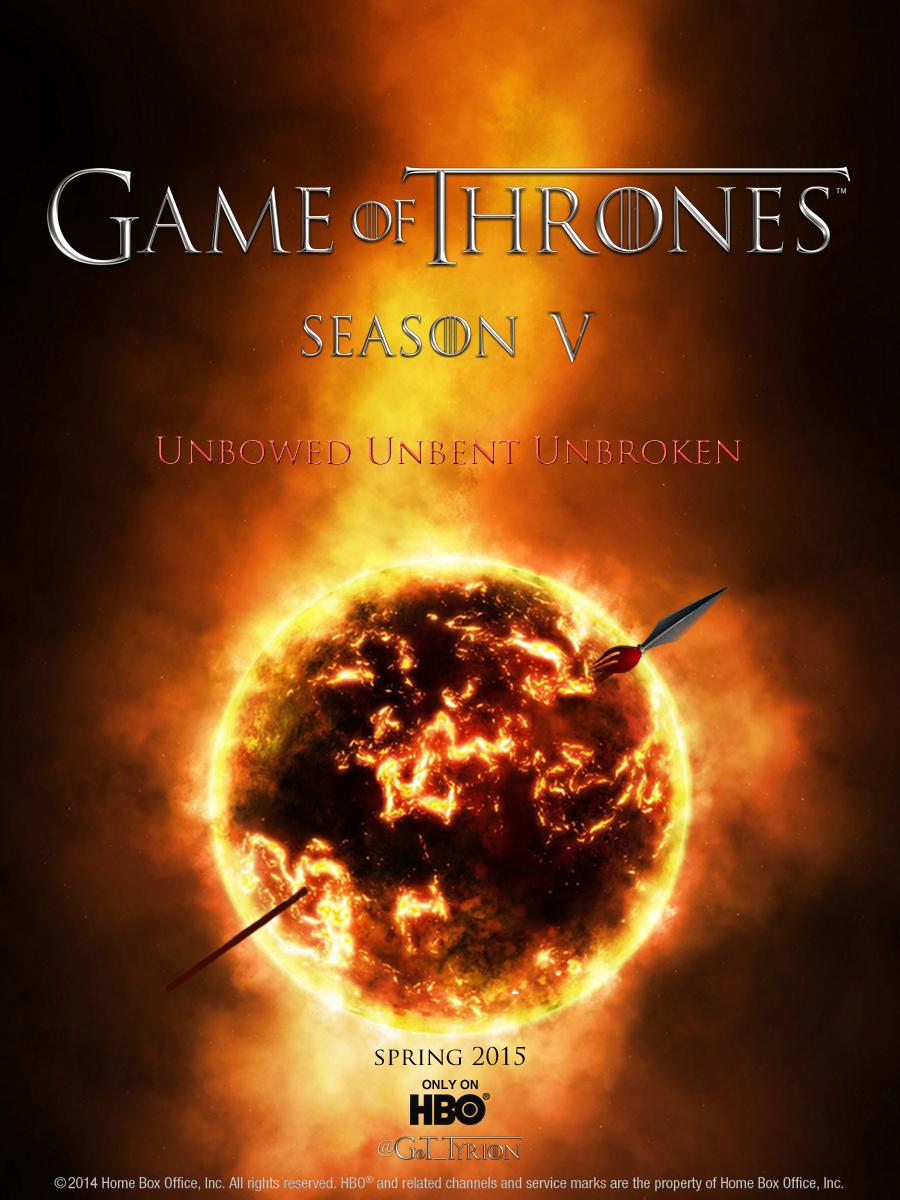 Taht Oyunları - Game Of Thrones 2011 Sezon 5 Tüm Bölümler BDRip 720p x264 AC3 DUAL (TR-EN)