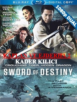 Kaplan Ve Ejderha: Kader Kılıcı - Crouching Tiger Hidden Dragon Sword of Destiny | 2016 | BluRay 1080p x264 | DuaL TR-ZH - Teklink indir