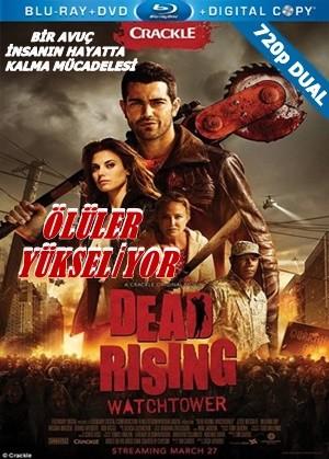 Ölüler Yükseliyor - Dead Rising: Watchtower | 2015 | BluRay 720p x264 | DuaL TR-EN - Teklink indir