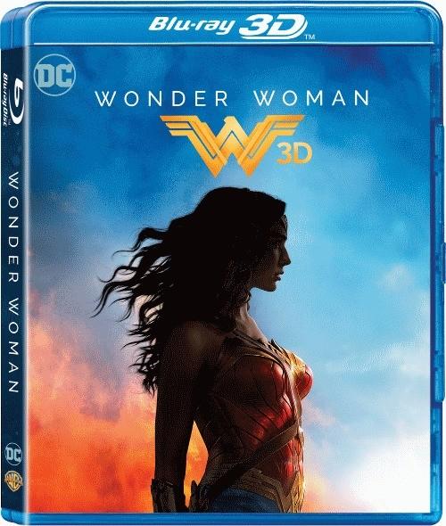 Wonder Woman - 2017 1080p ( 3D BluRay Half-SBS ) DUAL TR/ENG