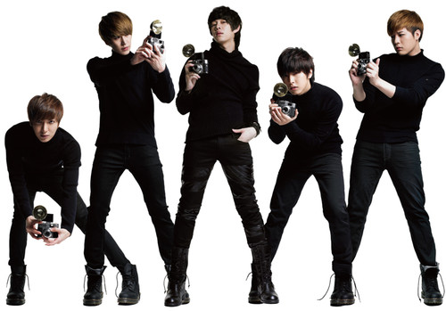 Super Junior A-CHA Photoshoot 9NjL1N