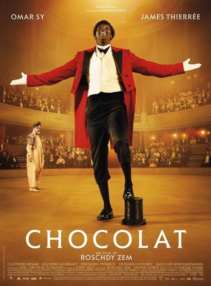 Palyaço – Chocolat 2016 BRRip XviD Türkçe Dublaj – Film indir