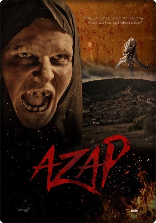 Azap 2015 (Yerli Film) HDRip XviD
