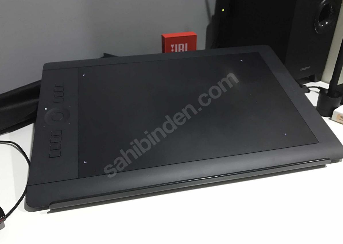 Wacom Intuos Pro Large 2048 Hassasiyet Cizim Tableti - İstanbul