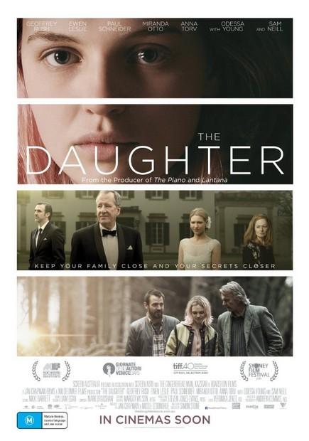 Baba ve Kız | The Daughter | 2015 | BRRip XviD | Türkçe Dublaj