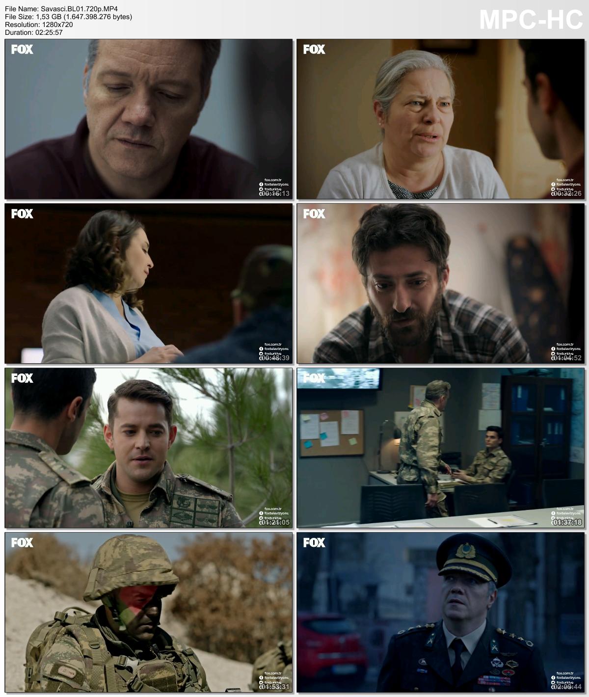 Savaşçı 47.Bölüm (HD - 720p) Tüm Bölümler - DPRG