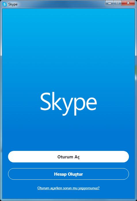 Skype 8.55.0.141 Final | Katılımsız