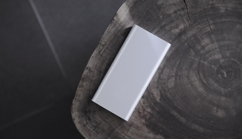 Xiaomi 10000 Mah Powerbank Gümüş